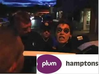 Vered Gallery Arrest on PLUM TV