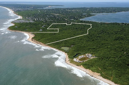 77 Acre Cavett Property in Montauk, NY To Be Preserved